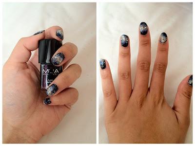 galaxy nails, galaxy print, galaxy nail art, MUA, M.U.A.