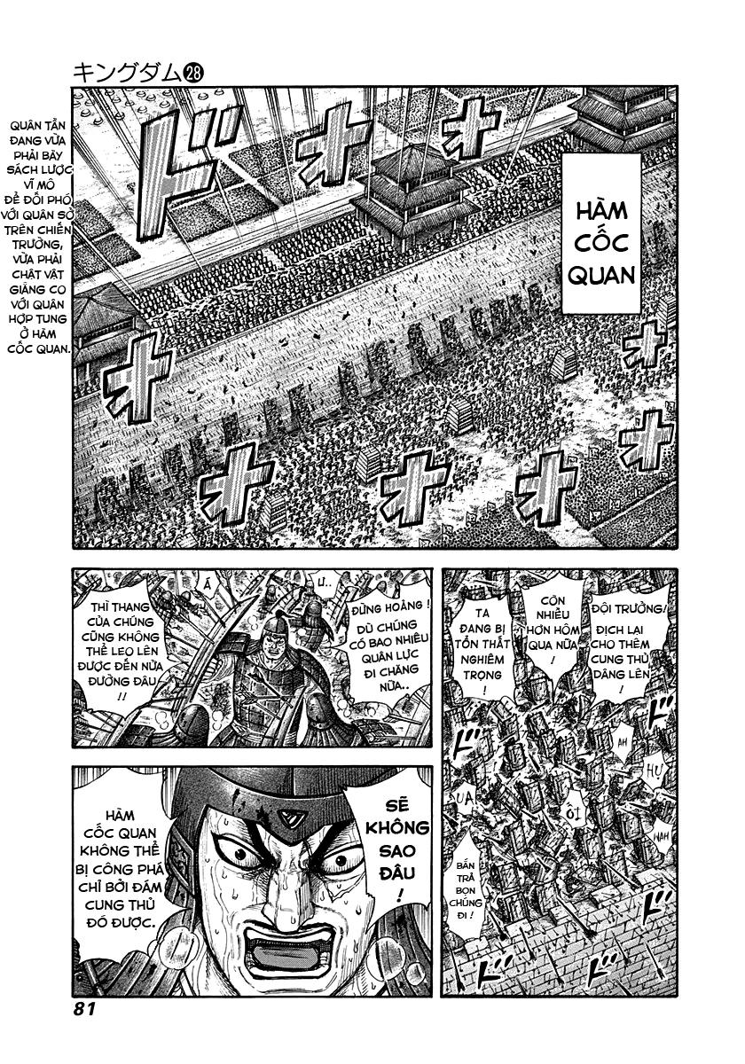 Kingdom – Vương Giả Thiên Hạ (Tổng Hợp) chap 299 page 7 - IZTruyenTranh.com
