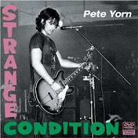 Portada del single Strange Condition de Pete Yorn (2002)