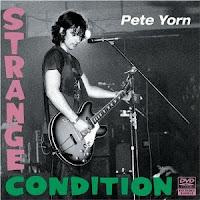 Portada del single Strange Condition de Pete Yorn (2002)