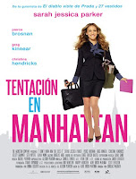 Ver Tentacin en Manhattan (2011) Online