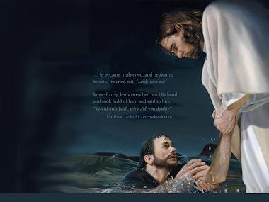 Jesus Save Me....