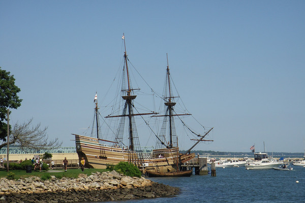 Mayflower Ship Is the mayflower ii and