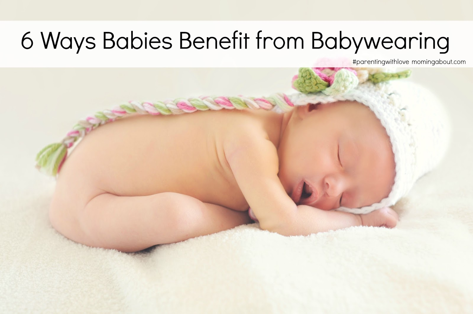 How Babies Benefit from Babywearing