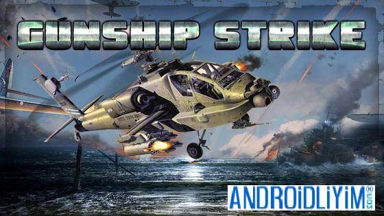 Helikopter Saldırısı 3D Gunship Strike Sınırsız Para Hileli MOD APK İndir - androidliyim