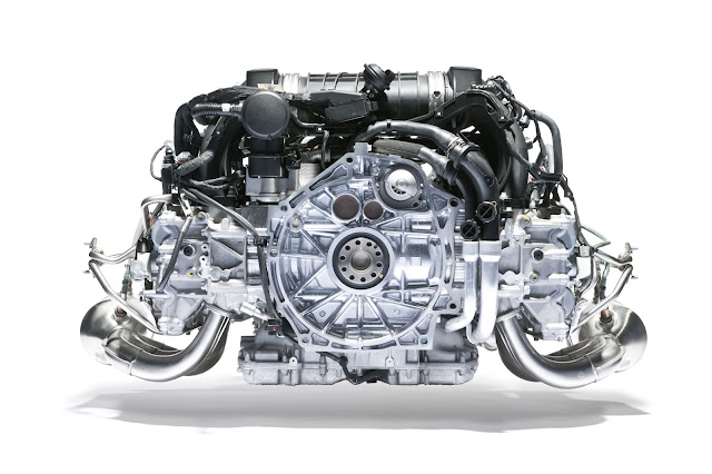 3.8-litre flat-six engine; Porsche 911 Carrera S (991); 2011