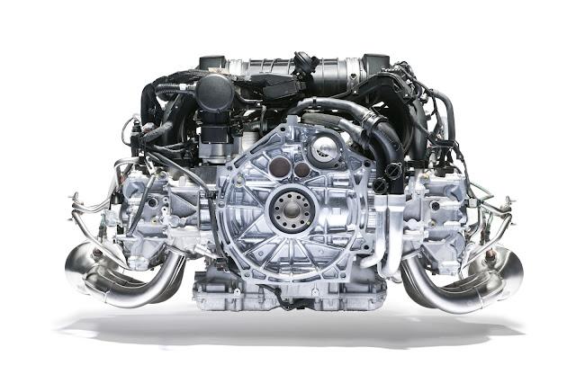 3.8-litre flat-six engine; Porsche 911 Carrera S (991); 2011