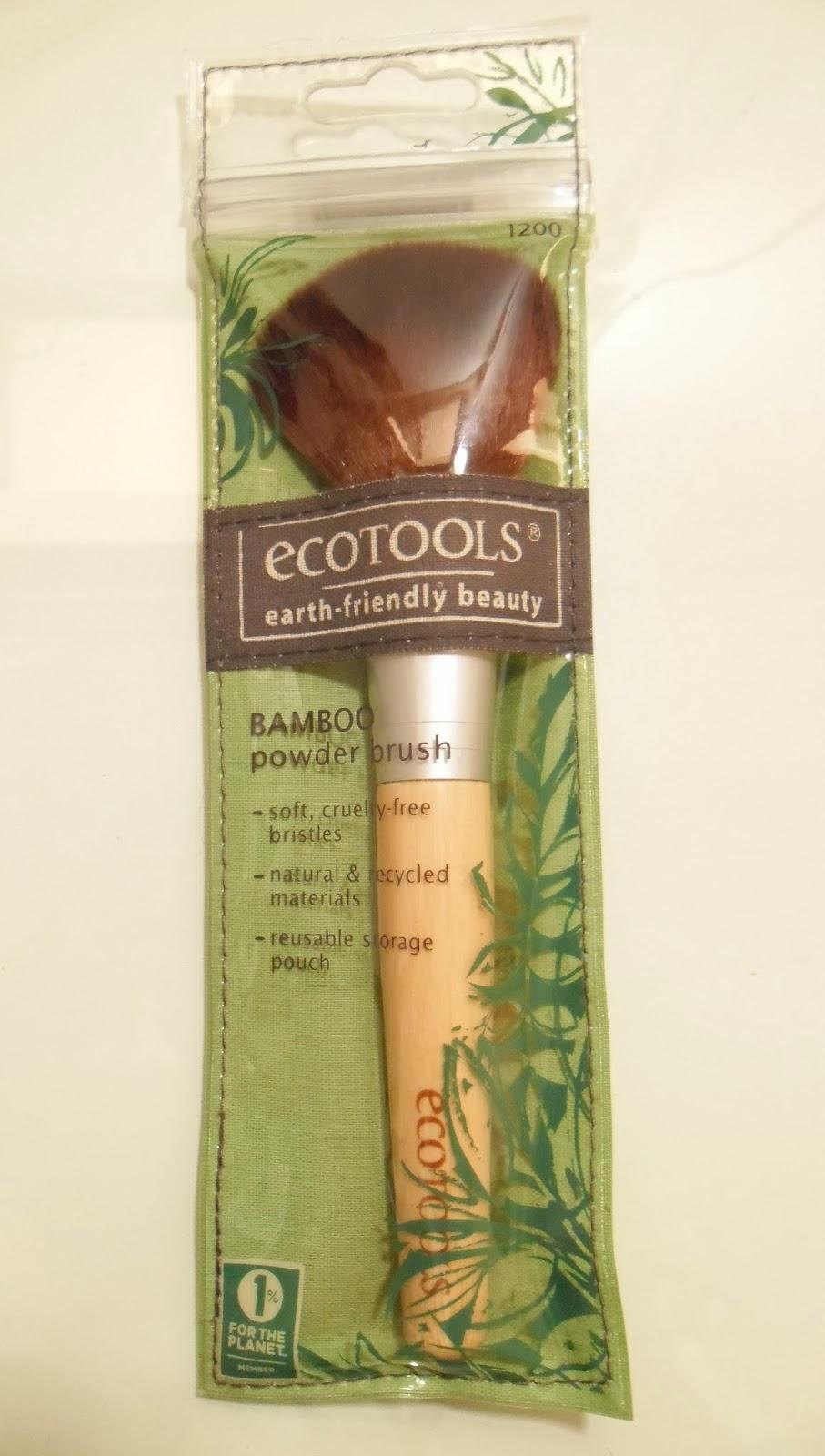 Brocha ecotools