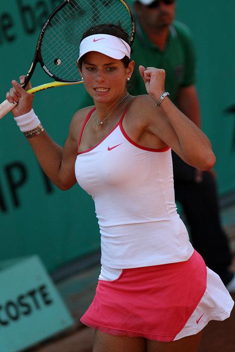 Julia goerges beautiful breasts in linz 2010 - 5 2