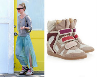 Kate-Bosworth-Isabel-Marant-Sneakers