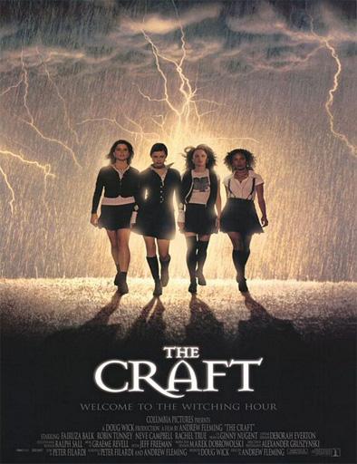 Ver Jóvenes y brujas (The Craft) (1996) Online