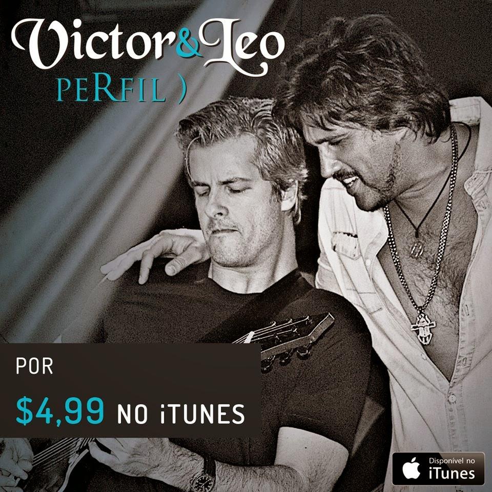 CD Perfil - Victor & Leo disponível no iTunes