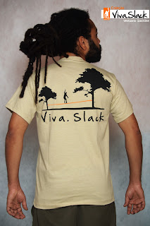 Graphic18 - Coleção Viva Slack - Slackline T-Shirts