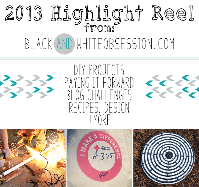 Black and White Obsession 2013 Highlight Reel