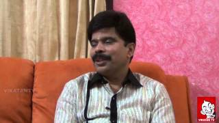 There Is a Lady Behind My Arrest – Powerstar Exclusive Interview To Ananda Vikatan