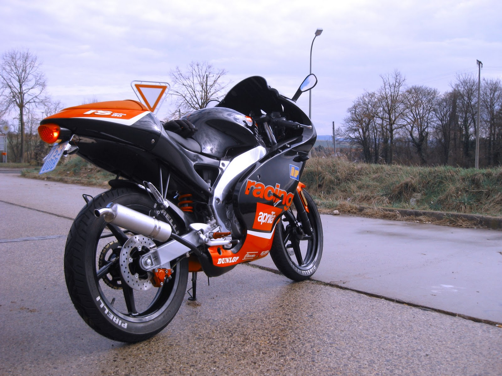 Aprilia+RS+50+Top+Speed