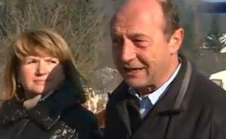 Cancan de Covasna: Basescu si televiziunile