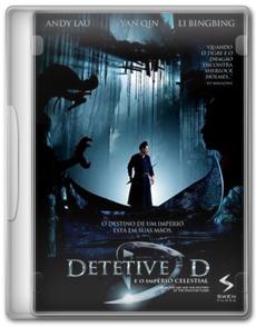 Detetive D e o Império Celestial   AVI Dual Áudio  + RMVB Dublado