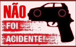 alguém beber e dirigir é crime e não acidente