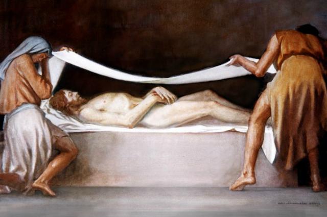 Shroud of Turin.