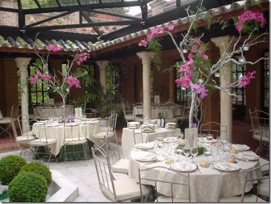 Today bodas y eventos febrero 2011 for Decoracion bodas originales