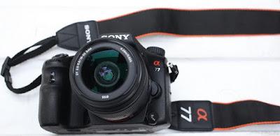 harga second Sony Alpha SLT A77V
