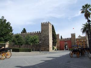 Reales Alcázares sevillano