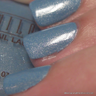 Milani Beach Front swatch