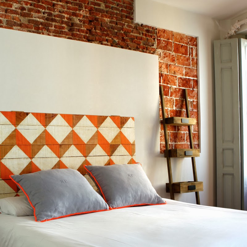 Decoclaje cabeceros de cama originales y creativos - Cabeceros de camas originales ...