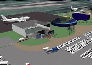 Aeropuerto espacial Teruel Caudé