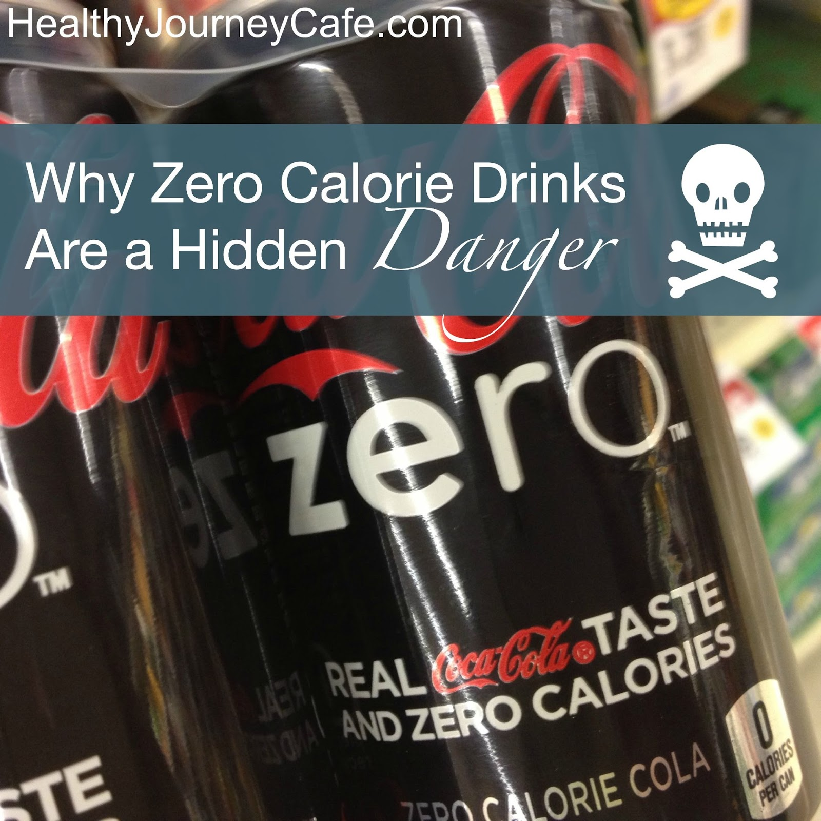 Why zero calorie drinks are a hidden danger healthy for Cocktail 0 calorie