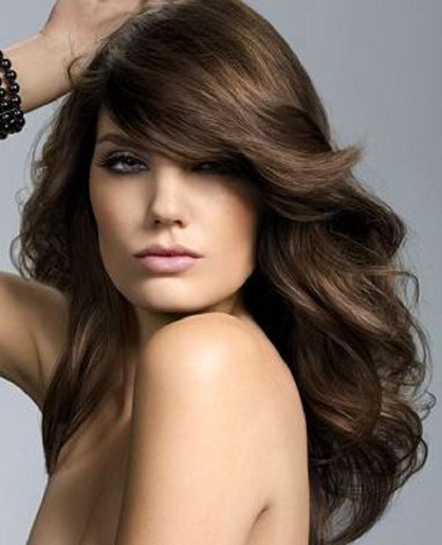 Peinados Cabello En Capas Largas - Más de 1000 ideas sobre Capas Largas Del Cabello en Pinterest