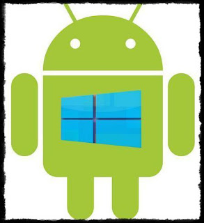 Aplikasi Tampilan Windows 8 di Android