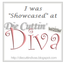 I was showcased on Die Cuttin' Divas (Dec 4)