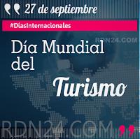 Día Mundial del Turismo #DíasInternacionales