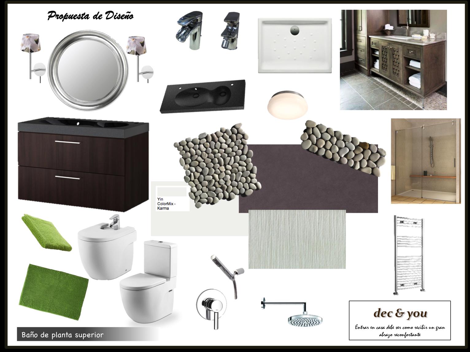 Muebles De Baño En Planta Arquitectonica:Decandyou Ideas de decoración y mobiliario para el hogar, estilos y