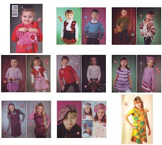Вязание модно и просто Вяжем детям Спецвыпуск № 3 2012 Вяжем крючком