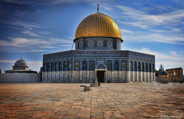 بوستات المسجد الاقصى للفيس بوك - Beautiful Al-Aqsa Mosque photos