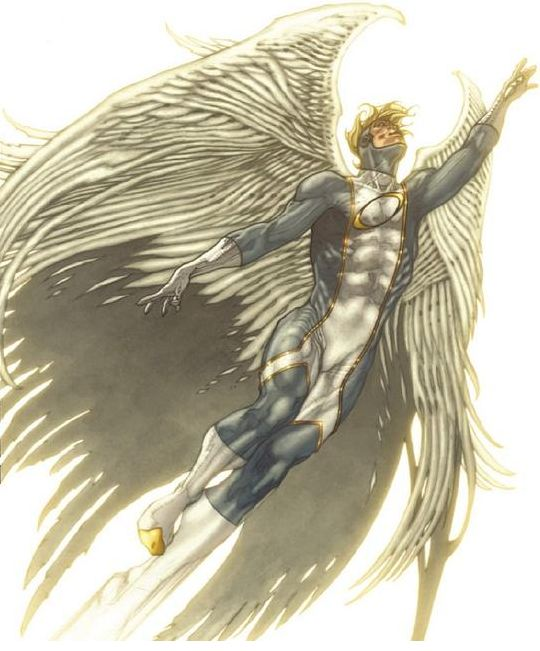 Angel Character Review - 2