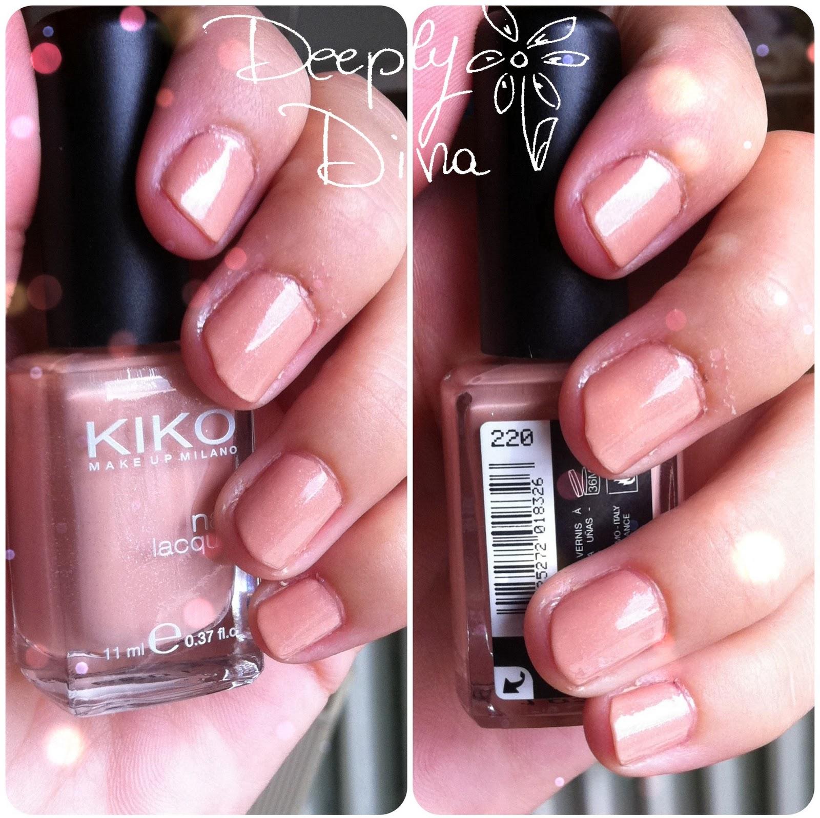 Deeply diva weekly nail art 5 - Diva nails prodotti ...