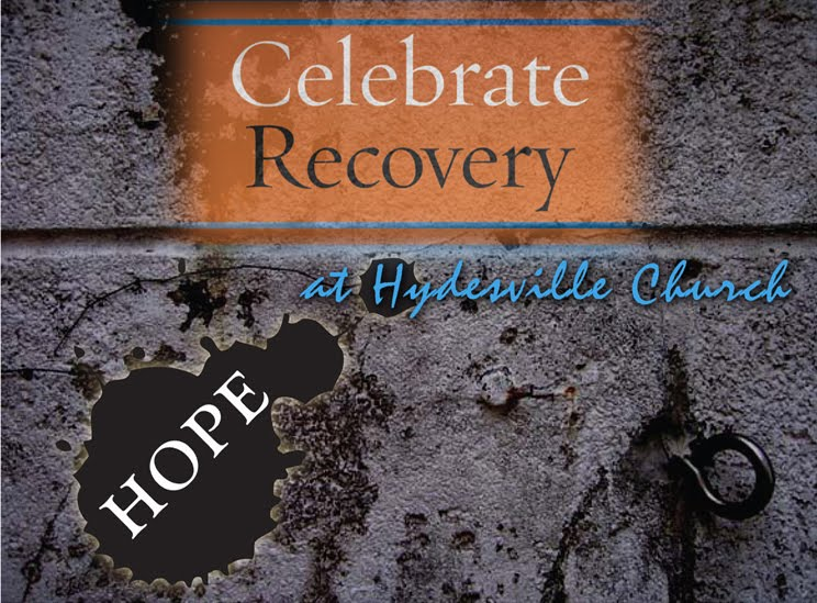 Celebrate Recovery at Hydesville Church