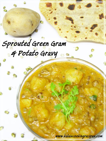sprouted gravy