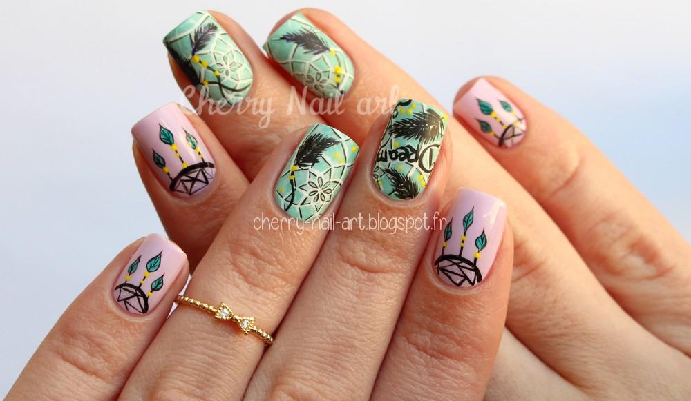 Très CHERRY NAIL ART - Blog mode beauté: avril 2015 YN02
