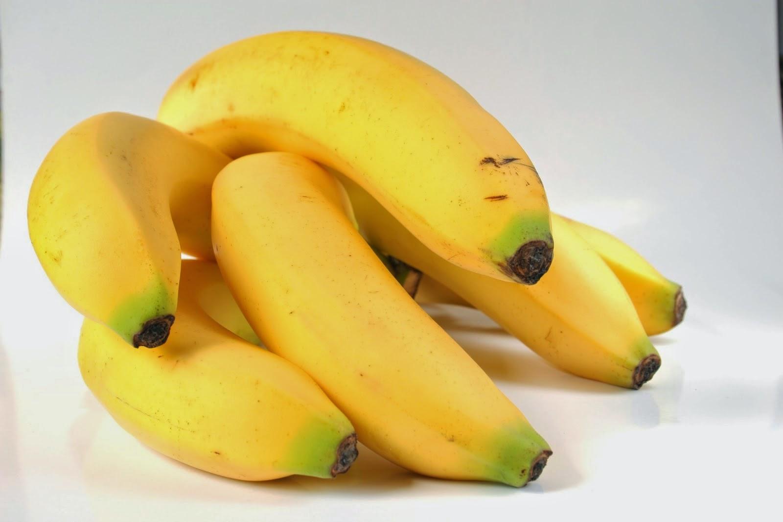 banano para el estres