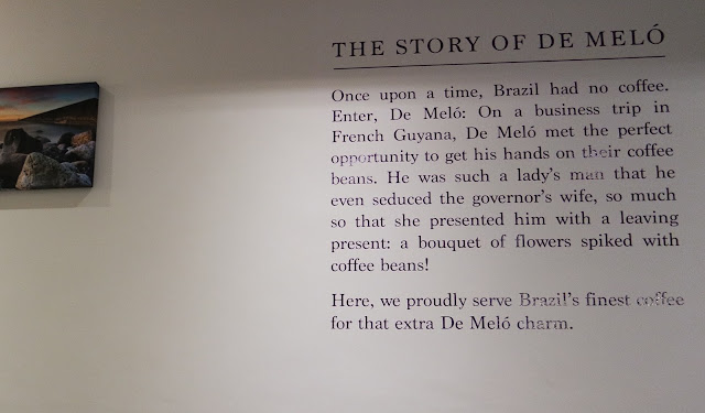 De Melo, Middlesbrough Food Review Story