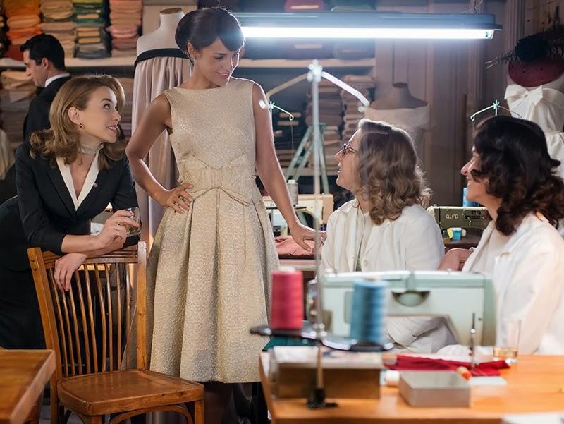 Фильм про шитье одежды