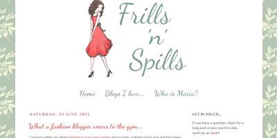 Frills 'n' Spills