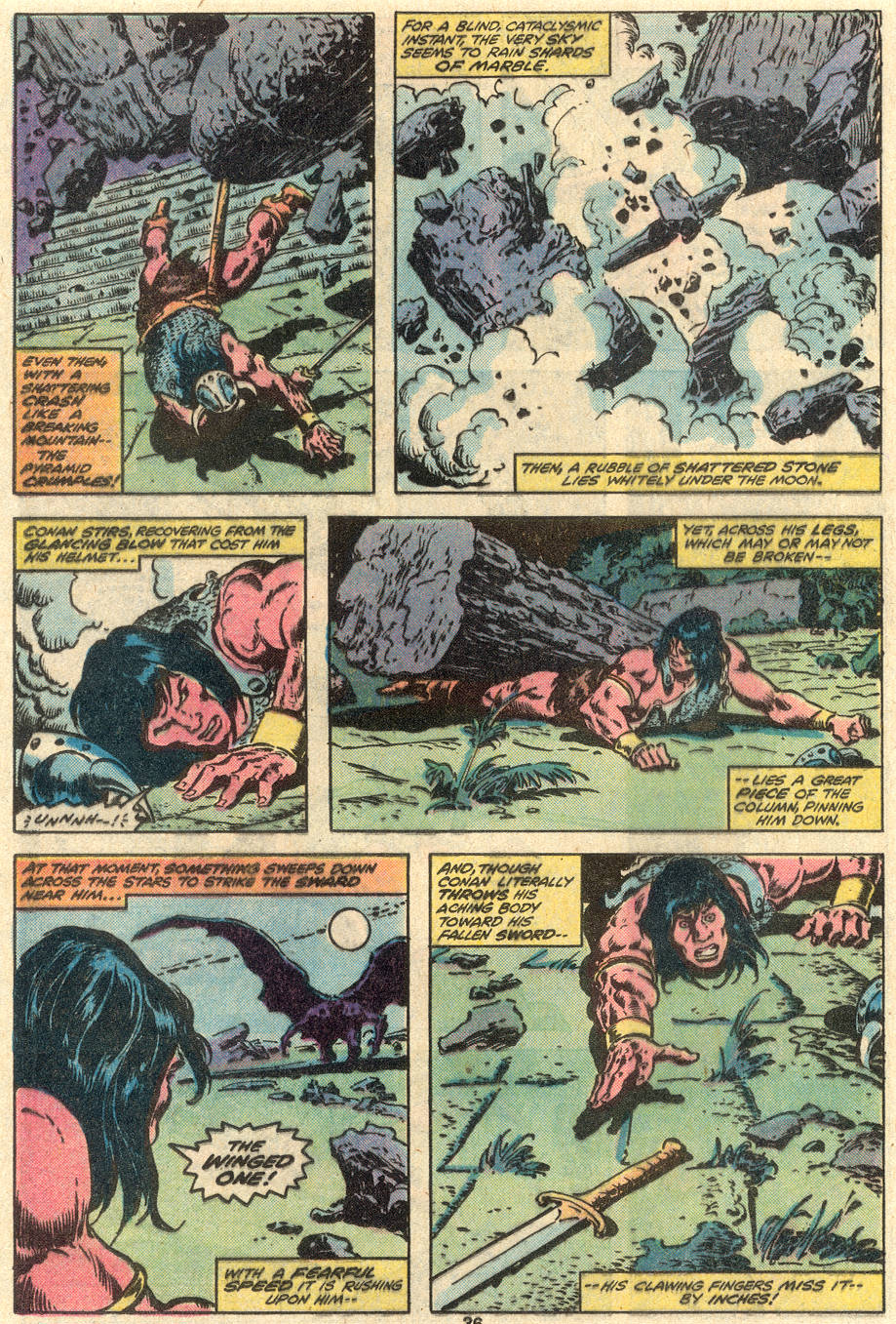 Conan the Barbarian (1970) Issue #100 #112 - English 28