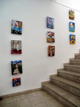 "Exposición infantil ""Miradas Impresionistas"""