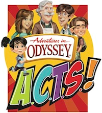 adventures in odyssesy acts logo